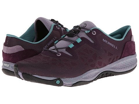 Merrell - AllOut Shine (Plum Perfect) Women's Lace up casual Shoes