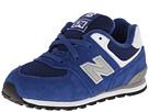 New Balance Kids 574 (Infant/Toddler) (Blue)