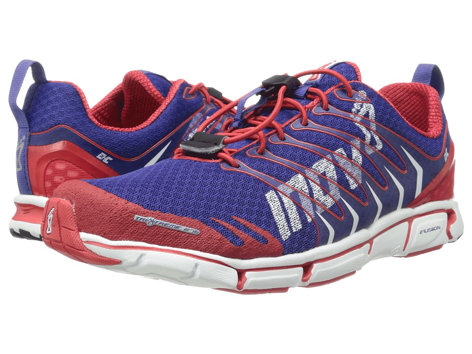 inov-8 - Tri-X-Treme 275 (Blue/Red/White) Men's Running Shoes