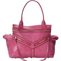 Botkier Legacy Satchel (Fuchsia) Satchel Handbags