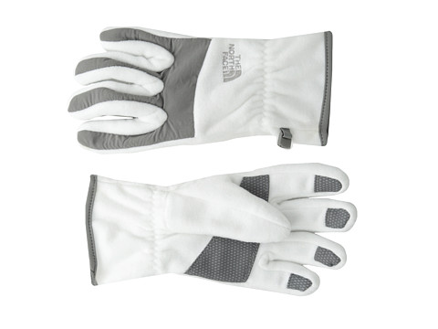 The North Face Denali Glove (TNF White) Extreme Cold Weather Gloves