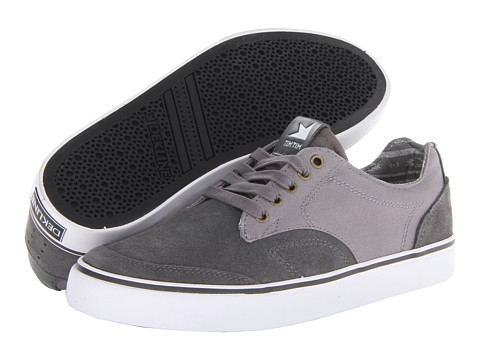 Dekline - Timtim (Pewter/Mid Grey) Men's Lace up casual Shoes