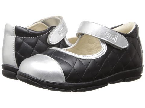 Umi Kids - Poppy (Toddler) (Black Multi) Girls Shoes
