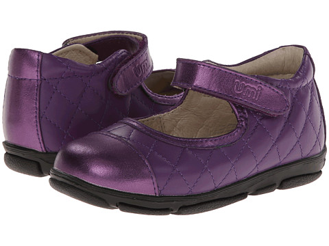 Umi Kids - Poppy (Toddler) (Purple) Girls Shoes