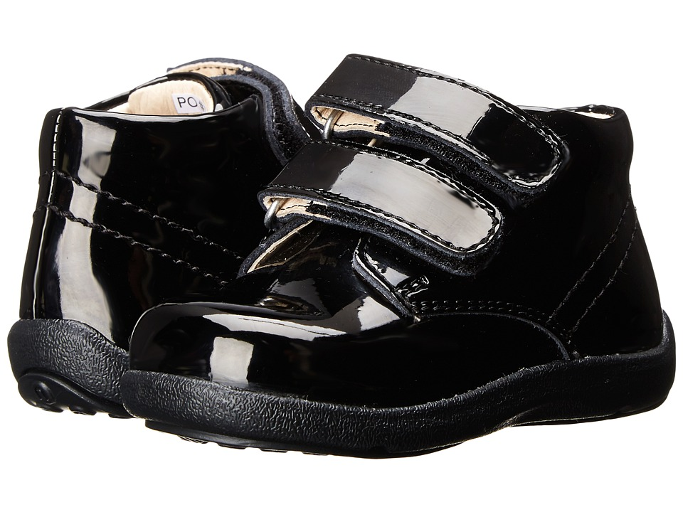 Umi Kids - Sam (Toddler) (Black) Girls Shoes