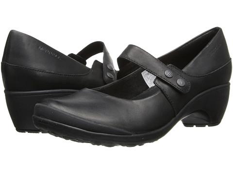 Merrell - Veranda Emme (Black) Women's Maryjane Shoes