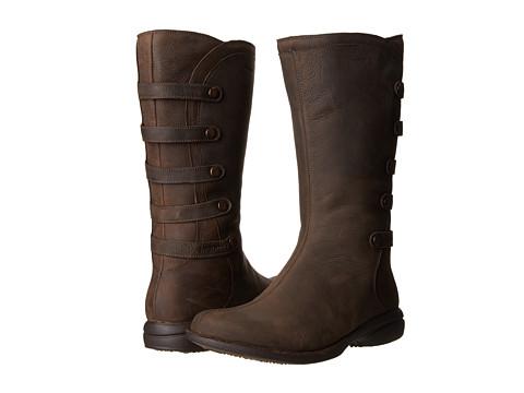 Merrell - Captiva Launch 2 Waterproof (Espresso) Women's Zip Boots