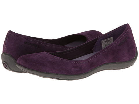Merrell - Avesso (Plum Perfect) Women's Flat Shoes