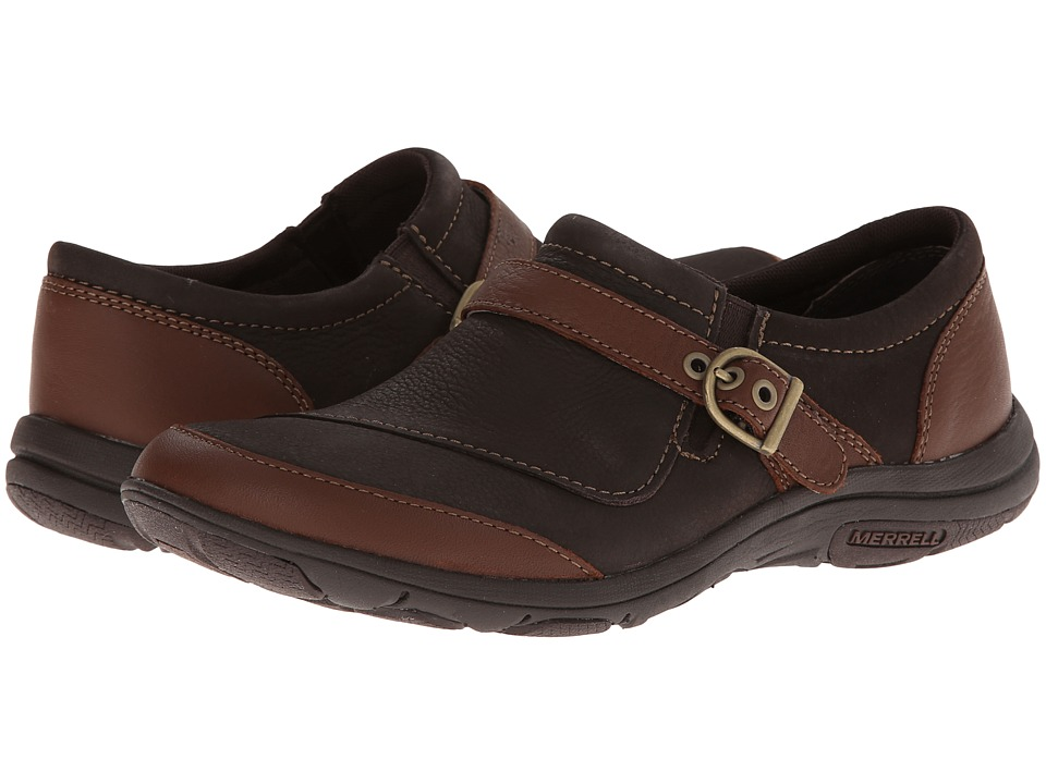 Merrell - Dassie Buckle (Brown/Java) Women's Shoes