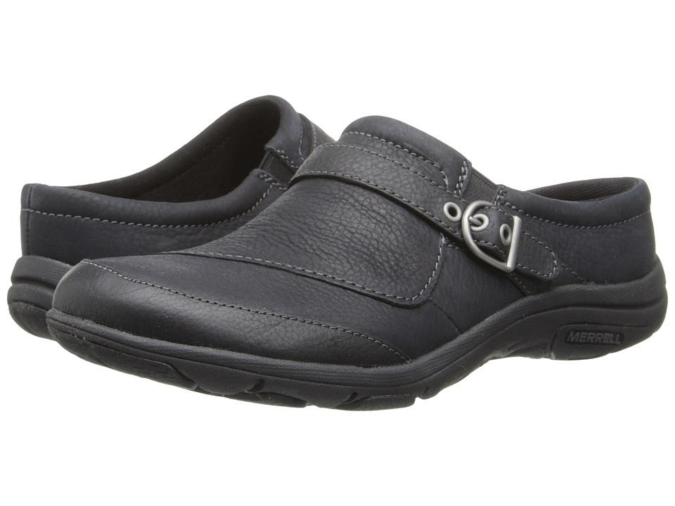 Merrell - Dassie Slide (Black) Women's Clog Shoes