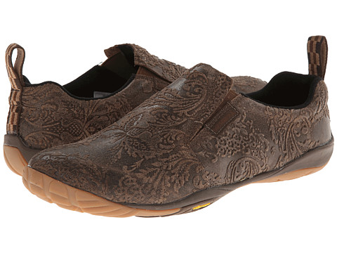 Merrell - Jungle Glove Bloom (Brown) Women's Slip on Shoes