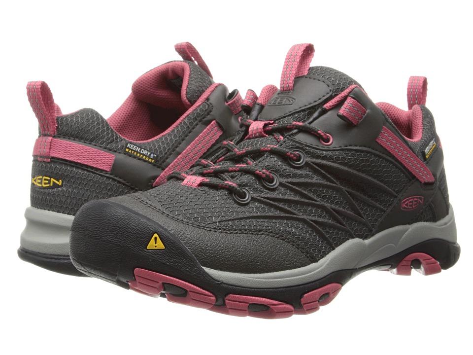 Keen - Marshall WP (Raven/Slate Rose) Women's Hiking Boots