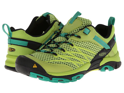 6d9742877a7 UPC 887194313037 - Keen Marshall (Green Glow/Emerald) Women's Hiking ...