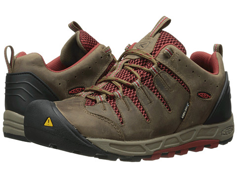 Keen - Bryce WP (Shitake/Bossa Nova) Women's Hiking Boots
