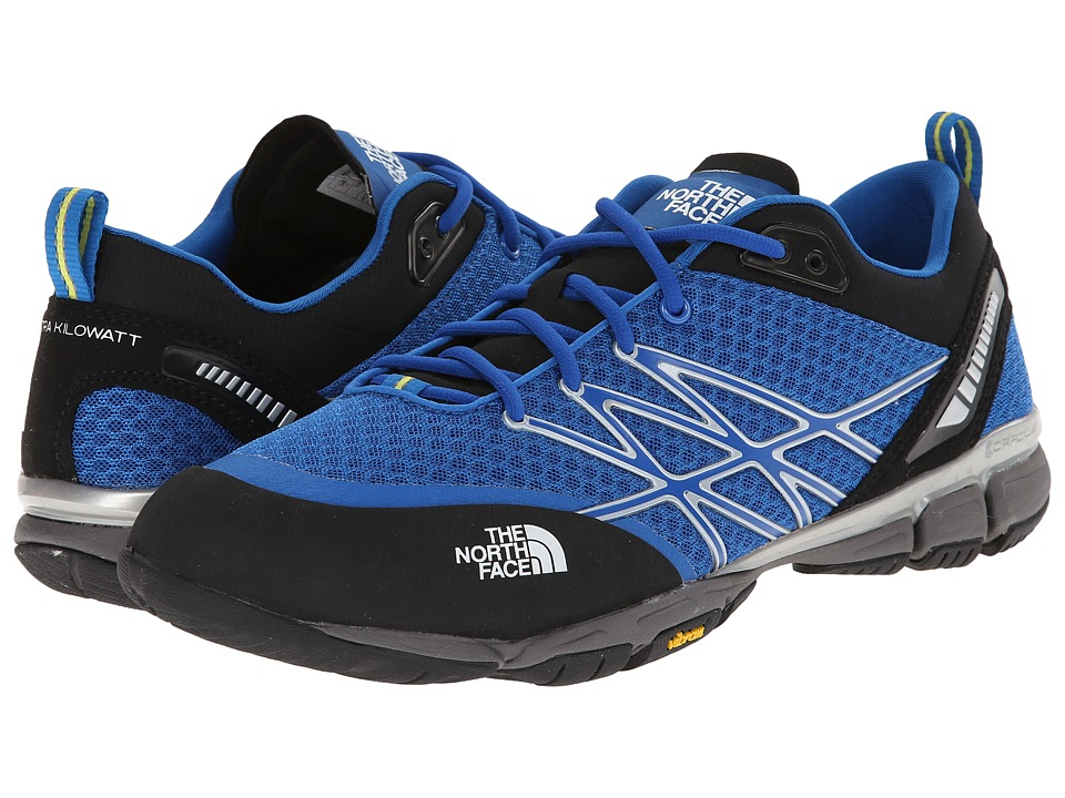 The North Face - Ultra Kilowatt (Snorkel Blue/Dark Gull Grey) Men