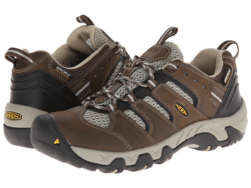 Keen Koven Low WP (Cascade/Aluminum) Women