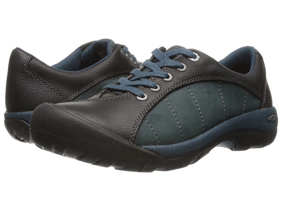 Keen - Presidio (Midnight Navy) Women's Lace up casual Shoes