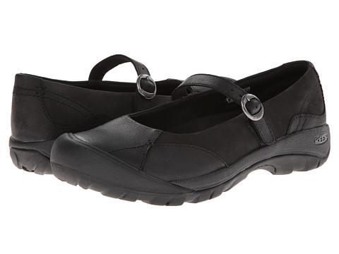 Keen - Presidio MJ (Black) Women's Maryjane Shoes