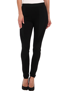 SALE! $72.99 - Save $65 on BCBGMAXAZRIA Kramer Mixed Stitch Legging (Black) Apparel - 47.11% OFF $138.00