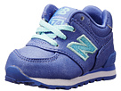 New Balance Kids 574 (Infant/Toddler) (Purple)