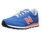 New Balance Kids KL501 (Little Kid/Big Kid) (Blue/Orange)