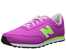 New Balance Kids 501 (Little Kid/Big Kid) (Pink/Green)