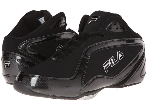 19310135d5d6 ... UPC 791272938817 product image for Fila 3 Point (Black Black Metallic  Silver) ...