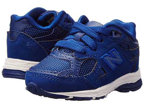New Balance Kids - 990v3 (Infant/Toddler) (Blue '14) Boys Shoes