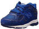 New Balance Kids 990v3 (Infant/Toddler) (Blue '14)