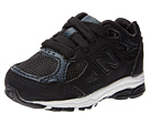 New Balance Kids 990v3 (Infant/Toddler) (Black)