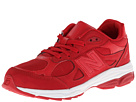 New Balance Kids KJ990V3 (Big Kid) (Red)