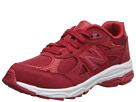 New Balance Kids KJ990V3 (Little Kid) (Red)