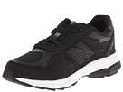 New Balance Kids KJ990V3 (Little Kid) (Black)