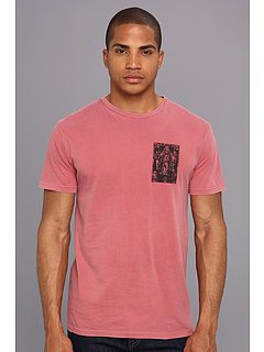 SALE! $16.99 - Save $16 on Obey Propaganda Tarot Lightweight Pigment Tee (Mineral Red) Apparel - 48.52% OFF $33.00