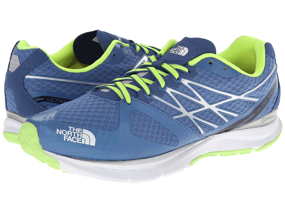 The North Face - Ultra Smooth (Dutch Blue/Dayglo Yellow) Women's Shoes