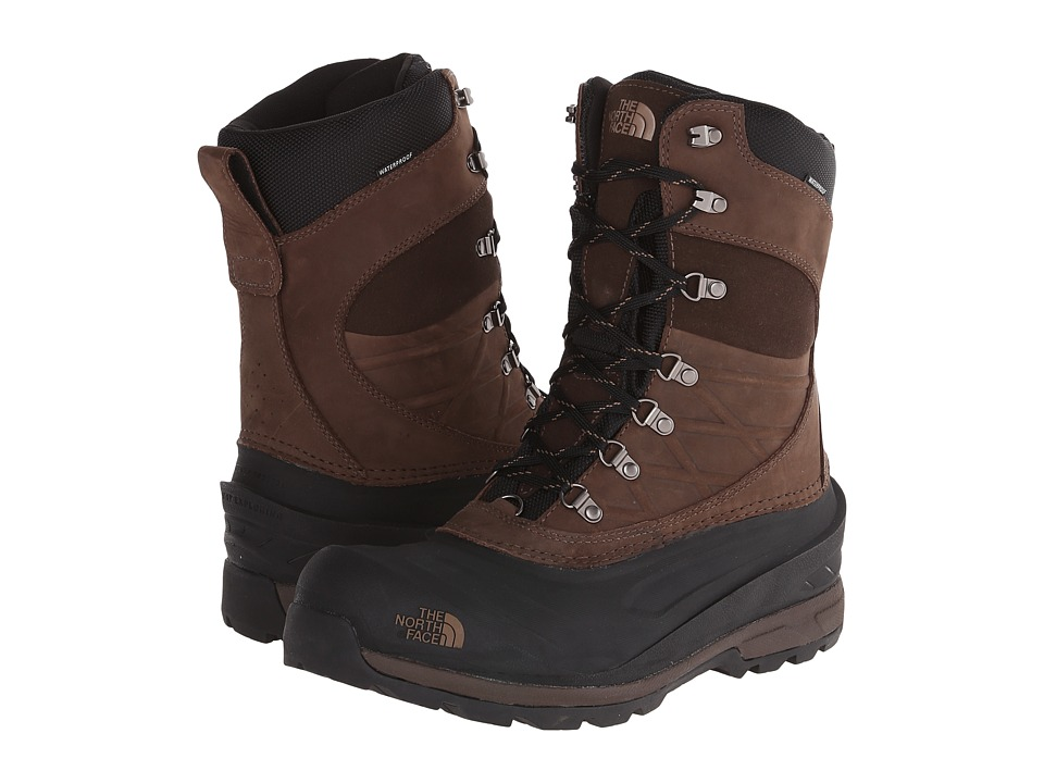 The North Face - Chilkat 400 (Detitasse Brown/TNF Black (Prior Season)) Men's Boots