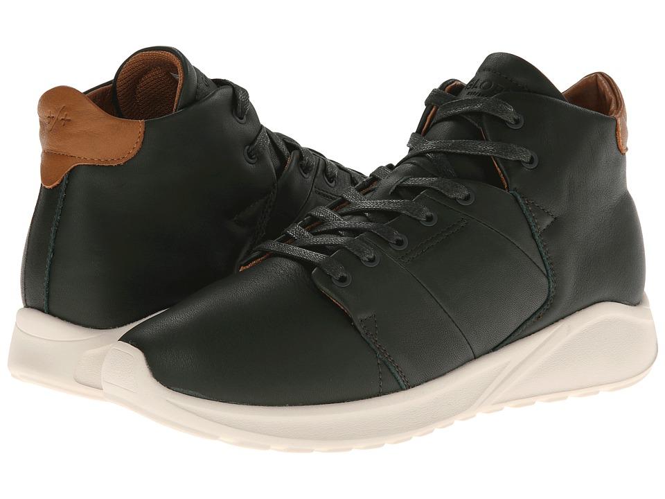 Globe - Los Angered Lyte (Olive) Men's Skate Shoes