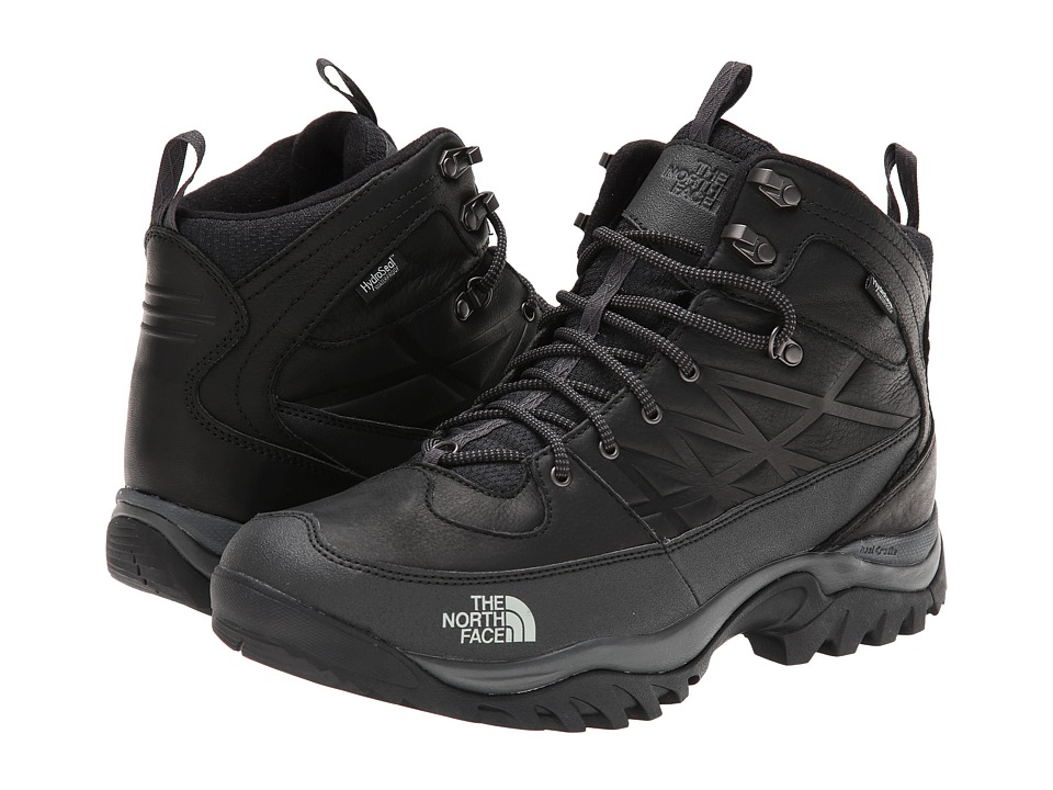 The North Face - Storm Winter WP (TNF Black/Dark Shadow Grey) Men's Boots