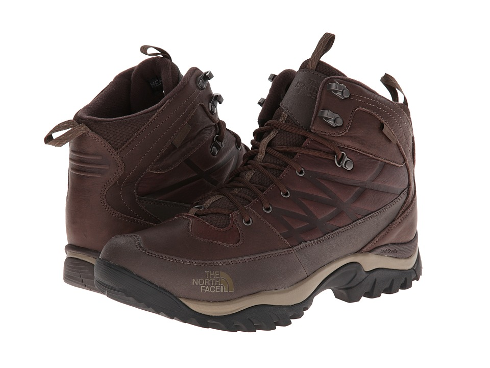 The North Face Storm Winter WP (Demitasse Brown/Ganache Brown) Men