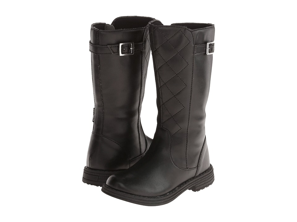 Umi Kids - Quiltee B (Toddler/Little Kid) (Black) Girls Shoes