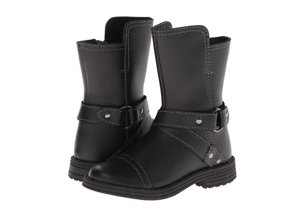 Umi Kids - Chiara (Toddler/Little Kid) (Black) Girls Shoes