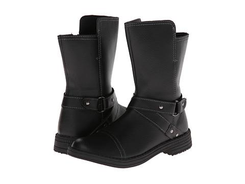 Umi Kids - Chiara II (Little Kid) (Black) Girls Shoes