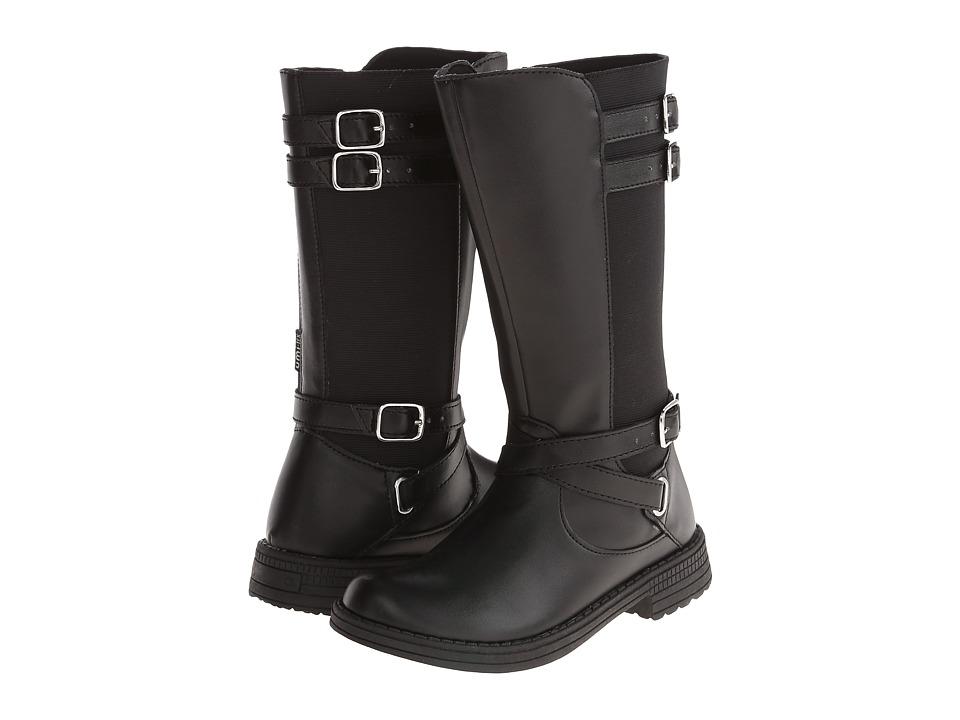 Umi Kids - Rhian II (Little Kid) (Black) Girls Shoes