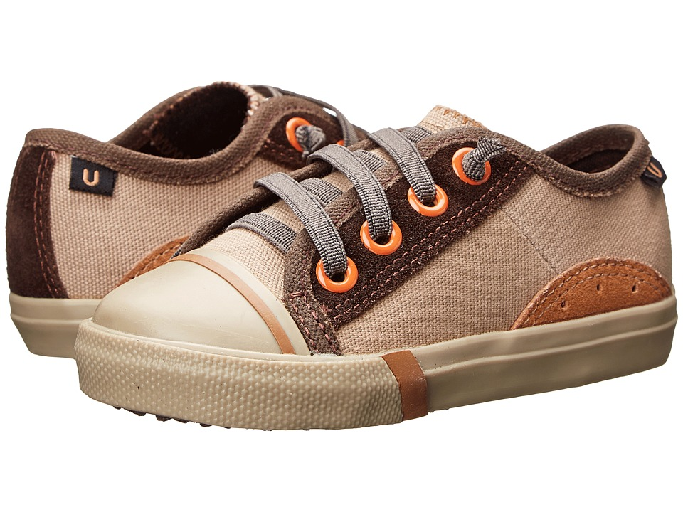 Umi Kids - Jett (Toddler/Little Kid) (Taupe Multi) Boys Shoes