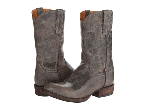 Lucchese - M2650 (Distressed Casual Chocolate) Cowboy Boots