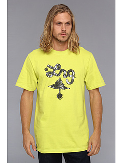 SALE! $12.6 - Save $15 on L R G LR Tree Tee (Neon Lime) Apparel - 55.00% OFF $28.00