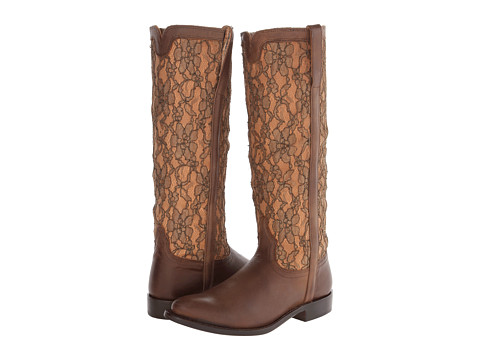 Lucchese - M4643 (Chocolate) Cowboy Boots