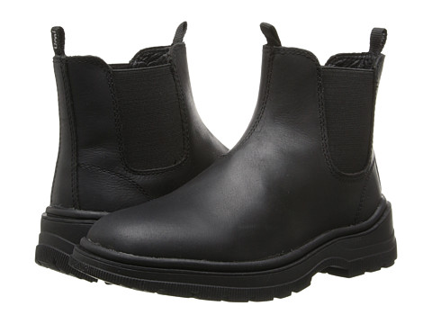 Umi Kids - Reeves B II (Little Kid) (Black) Boys Shoes