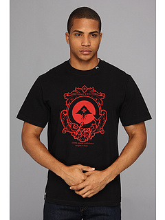 SALE! $15.99 - Save $10 on L R G Cycle Rock Crest Tee (Black) Apparel - 38.50% OFF $26.00