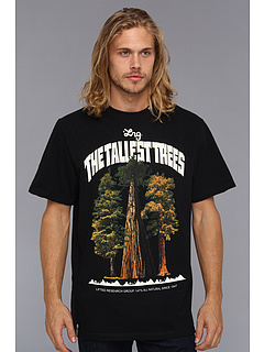 SALE! $12.6 - Save $15 on L R G The Tallest Trees Tee (Black) Apparel - 55.00% OFF $28.00